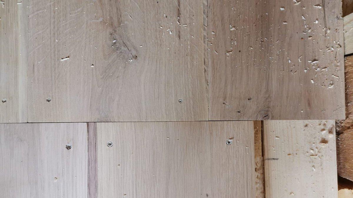 podele din scândură de stejar