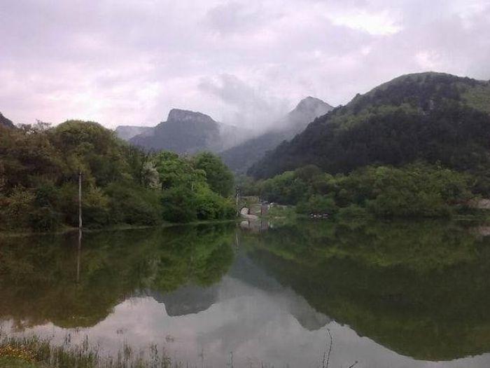 Пещерный город Мангуп-Кале
