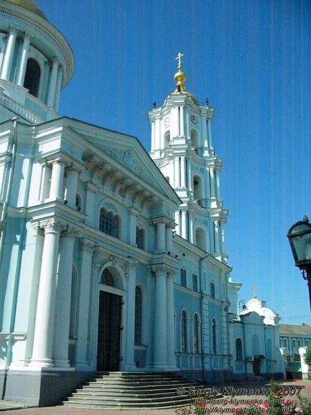 соборы Сум — Спасо-Преображенский собор
