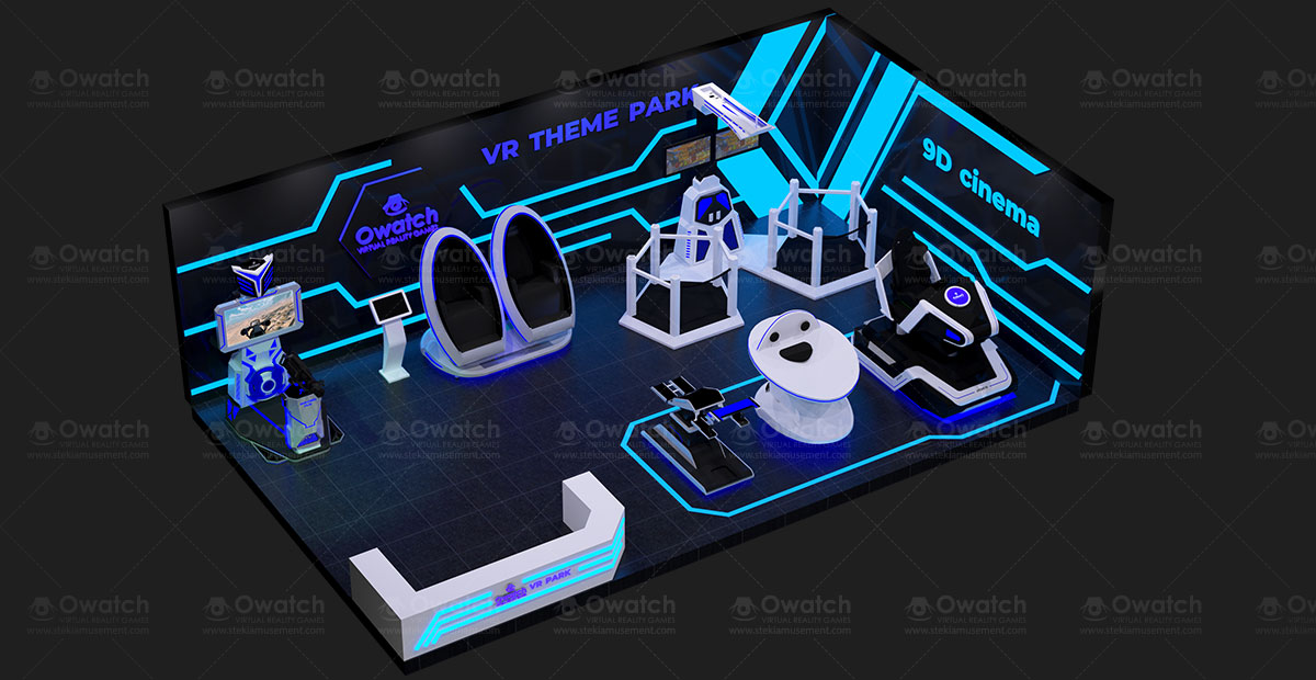 20c896ab2d0 Product  1 x VR Chair-3rd   1 x VR Racing-2   1 x VR Flight   1 x VR Space  (Double)   1 x VR Machine Gun   1 x VR Slide .
