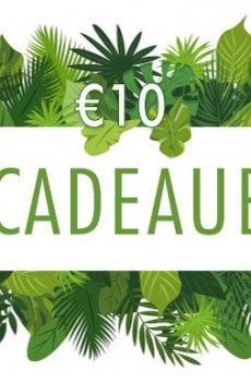 Online planten cadeaubon €10 kopen
