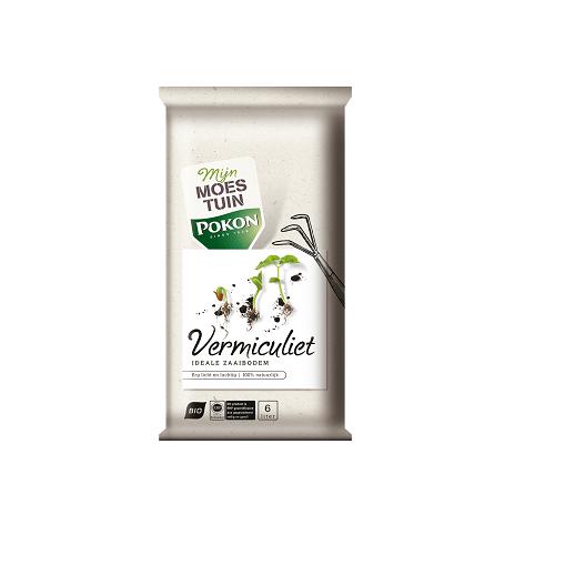 Pkon vermiculiet 6L potgrond verbeteren kopen