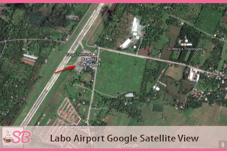 Labo Airport, Ozamiz City