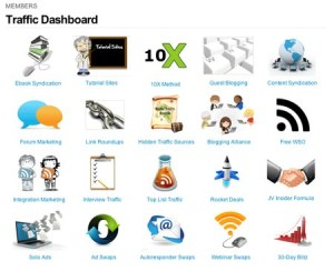 Traffic Dashboard by Kim Roach - What's Inside