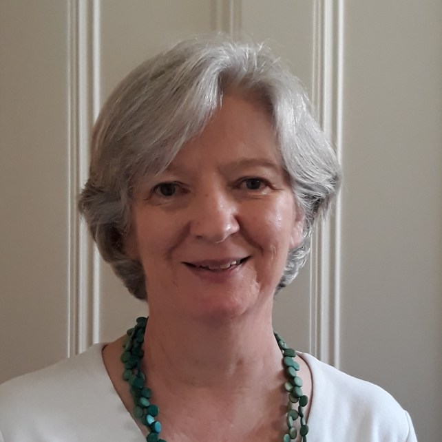 Photo of Stella Budrikis, writer