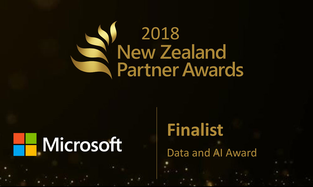 Microsoft NZ Partner Awards 2018