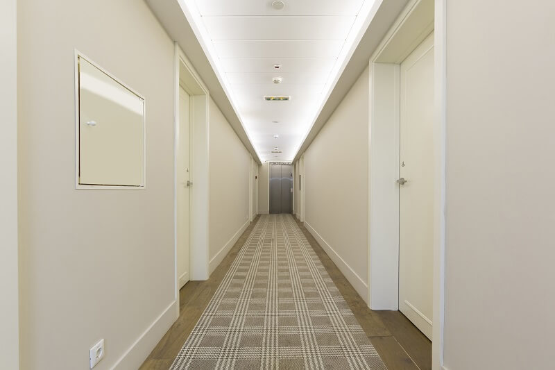 Healthcare Carpet Tiles