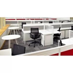 Office System Furniture Workstation 11