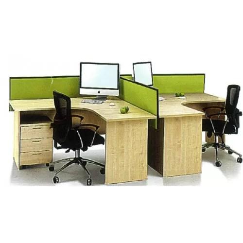 Office System Furniture Workstation – Coredesk - 1