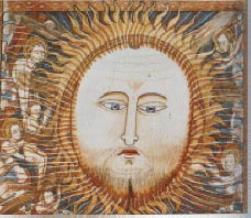 Image result for christ in the sun