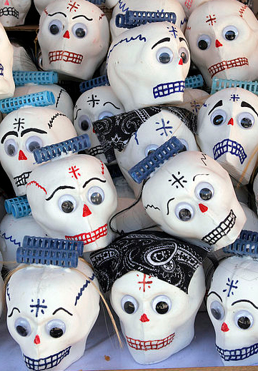 Day of the Dead/Dia de los Muertos candy