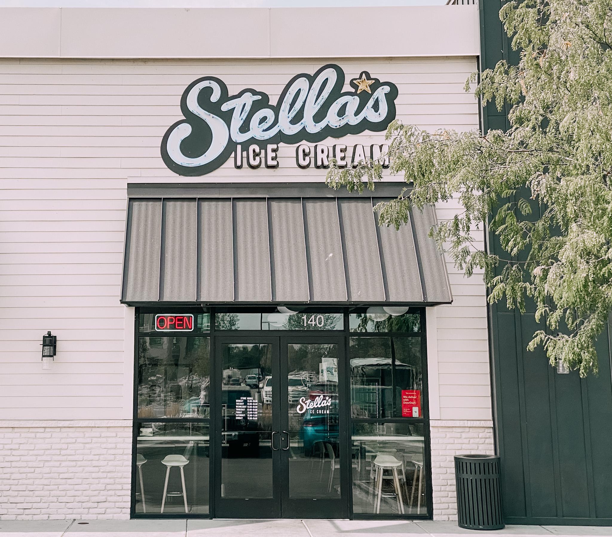 Stella's Eagle