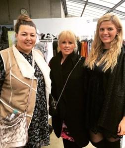 Mit Jana und Maite Kelly