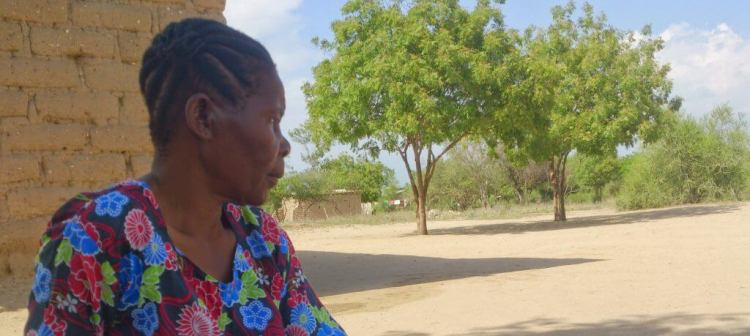 Jacobs mother in the village