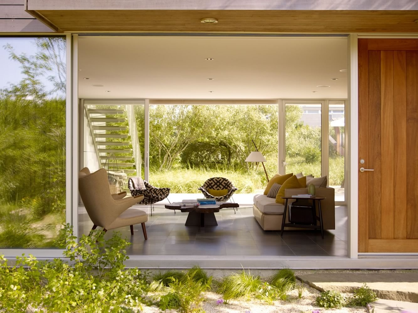 Living Room Spaces Stelle Lomont Rouhani Architects Award Winning Modern Architect