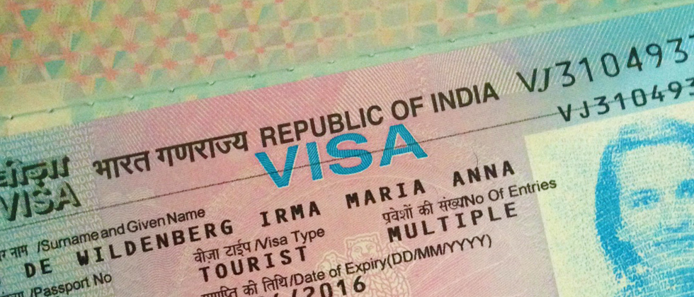 Een Visum Voor India, Hoe Regel Je Dat?