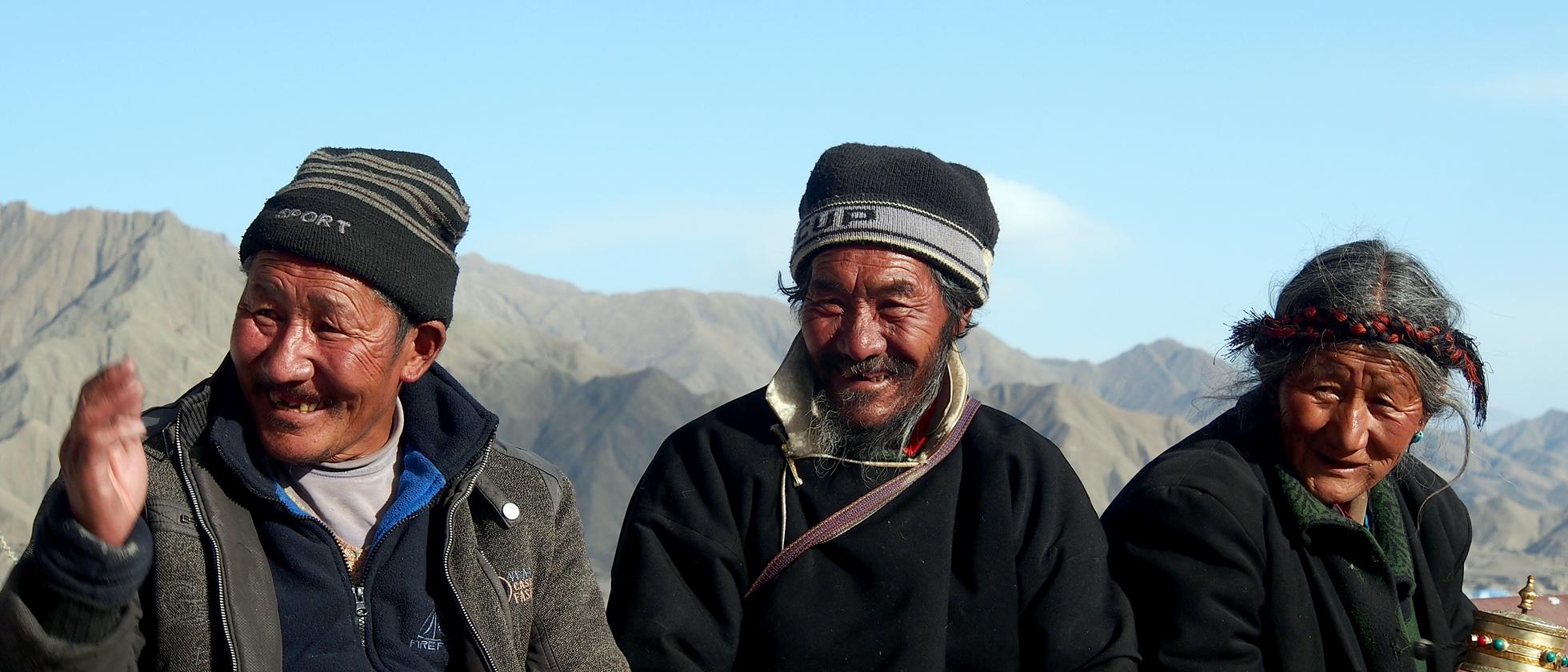 Fotoreportage Tibet: The People Of Tibet