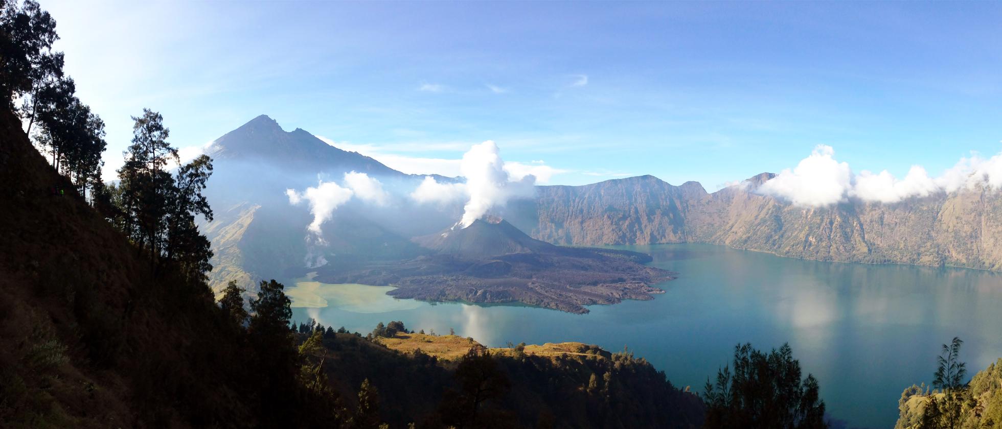 Fotoreportage Mount Rinjani: Het Hoogtepunt Van Lombok