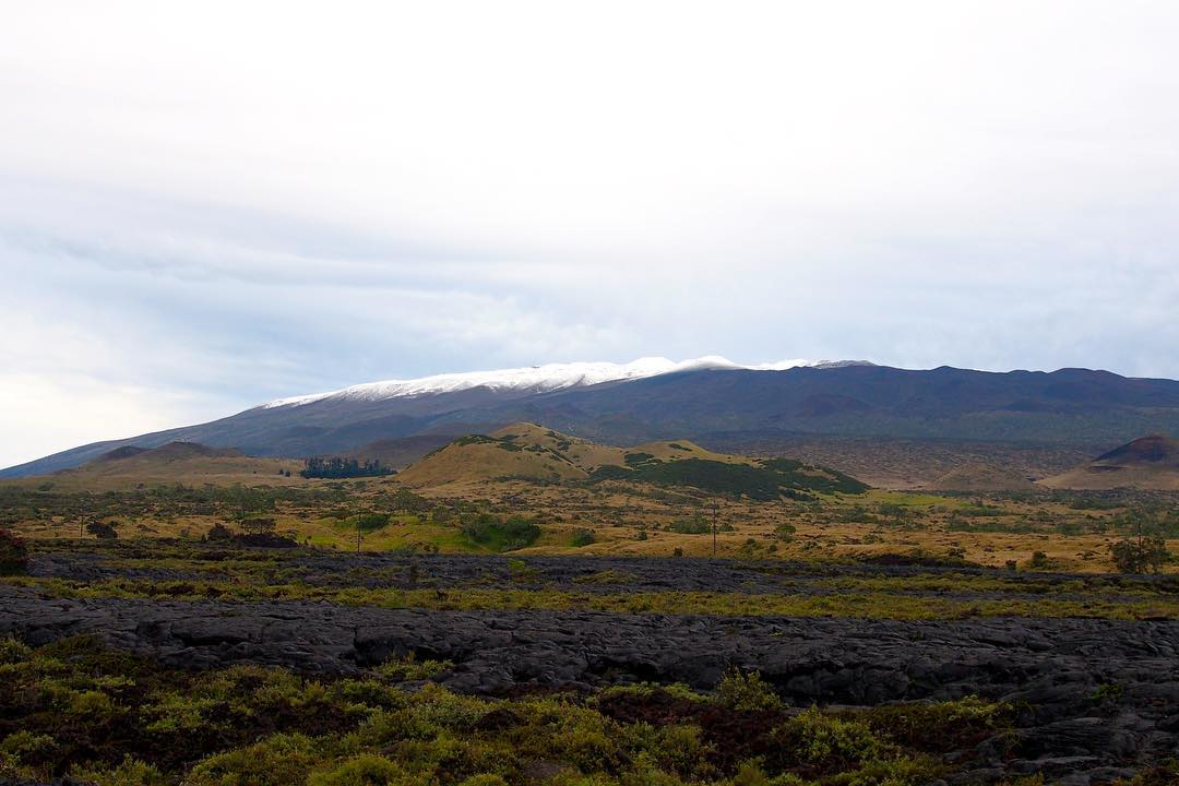 420. Crossing the Big Island  |  Mauna Kea
