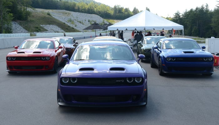 Dodge Challenger Group