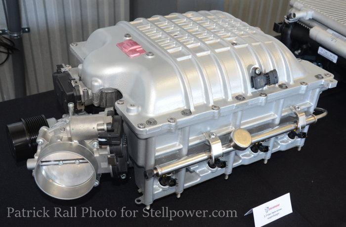 Challenger Redeye Supercharger