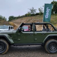 Wrangler Willys Xtreme Recon is Off-Road-Ready Under $40k