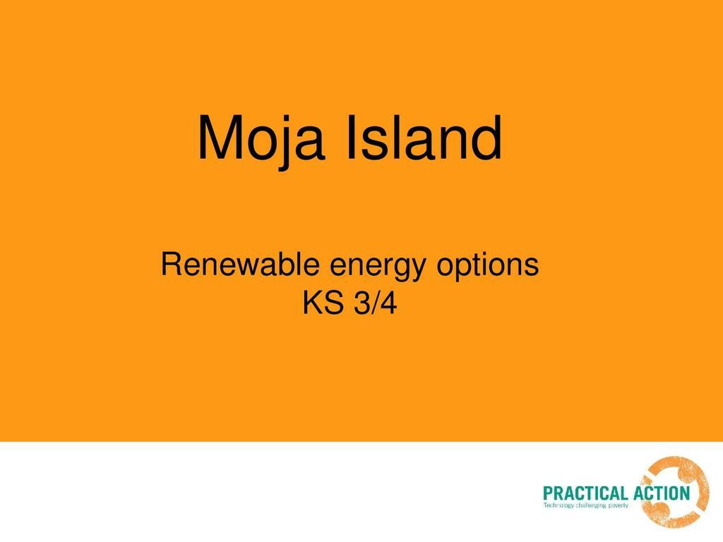 Moja Island
