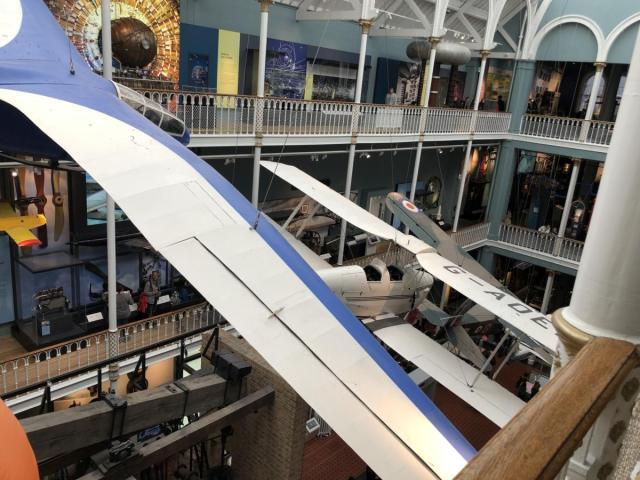Visite du Musée National