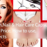 Keva Skin,Nail & Hair Care Capsule ,Benefits, Price, How to use, Side effects Swasthyashopee