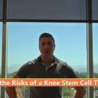 What are the Risks of a Knee Stem Cell Treatment?