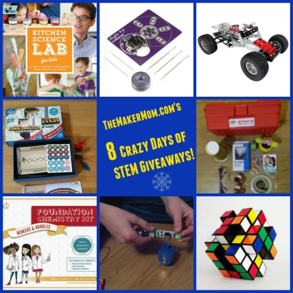 STEM and STEAM gifts for kids.