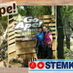 Go Ape and Get Climbing