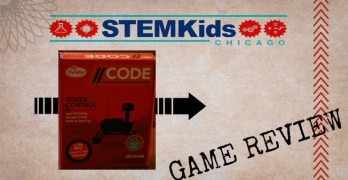 Learn Coding with the Rover Control Board Game