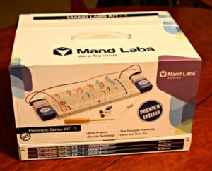 Mand Labs Electronics Kit for kids