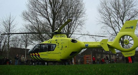 Dutch HEMS from wikipedia