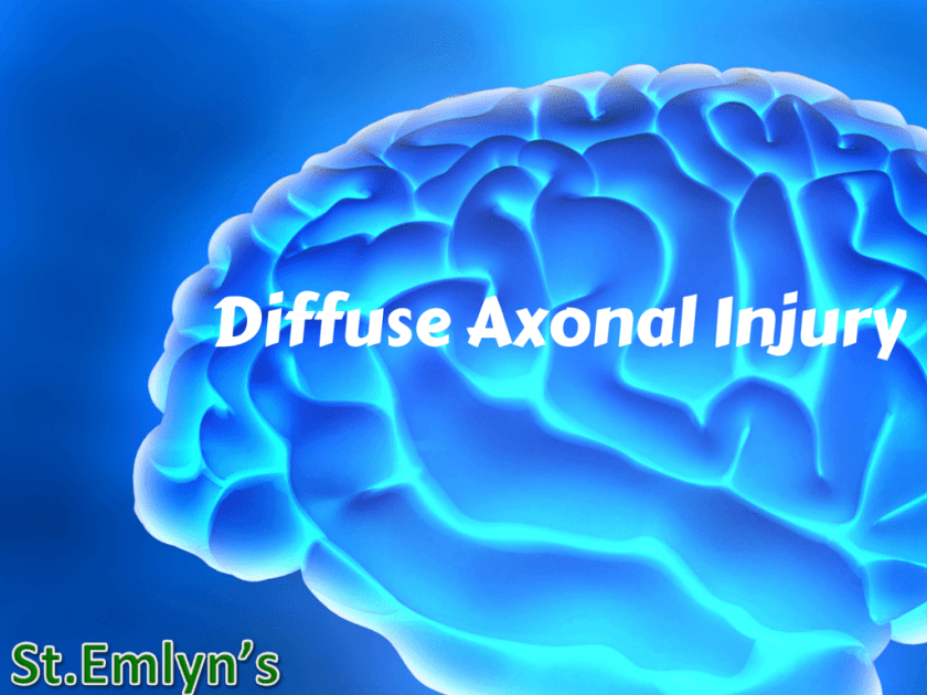 Diffuse Axonal Injury stemlyns