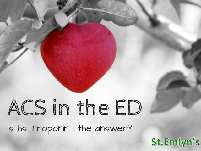 ACS in the ED