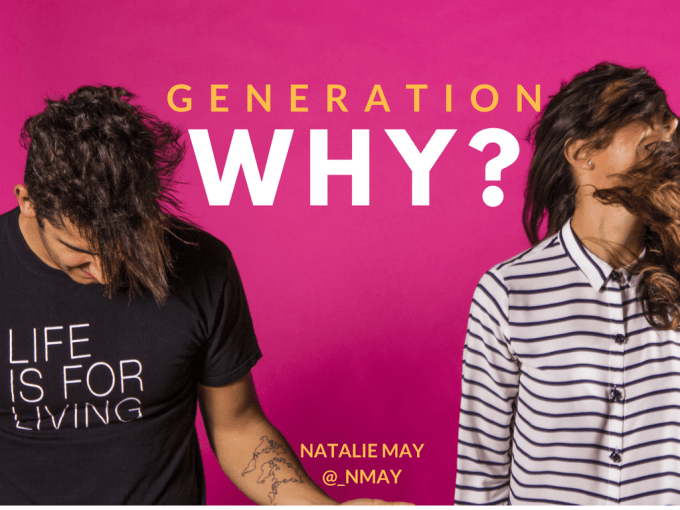 Generation Why stemlyns @_nmay