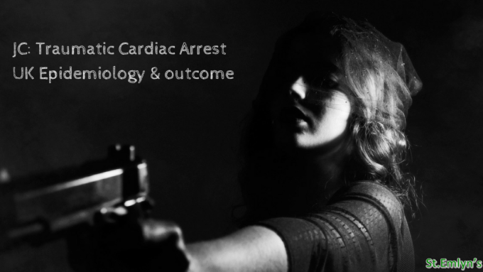 jc traumatic cardiac arrest uk-epidemiology-outcome