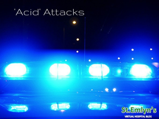 Acid attacks