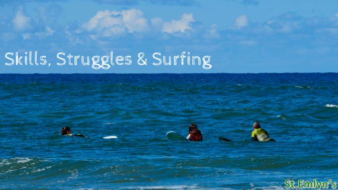 stemlyns surfing