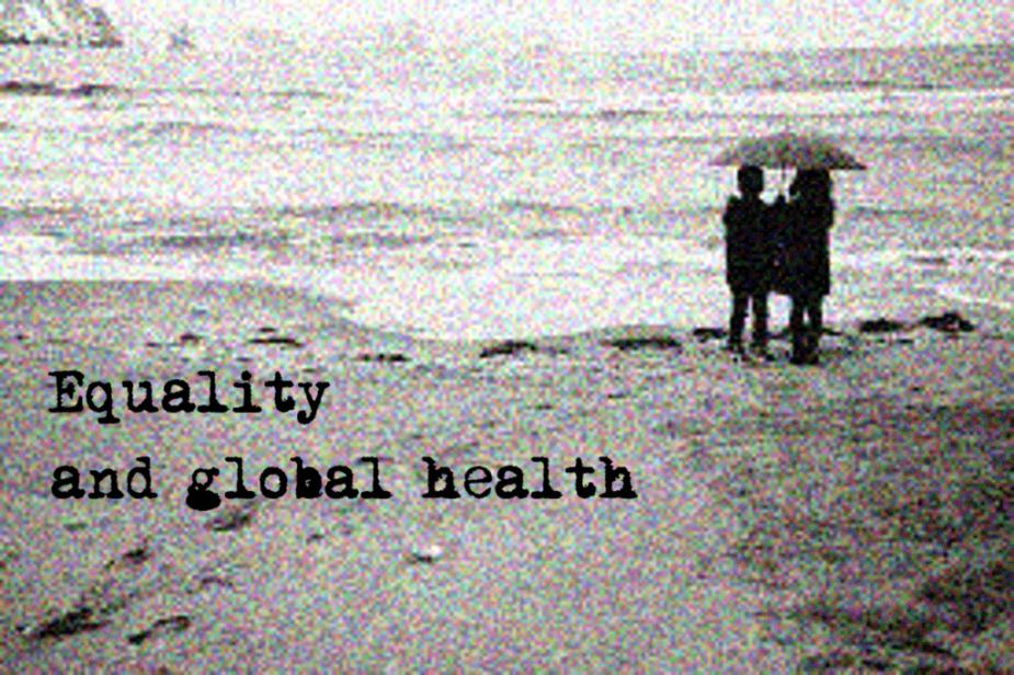 Equality and global health