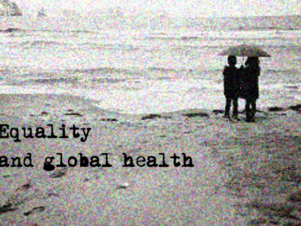 Equality and global health