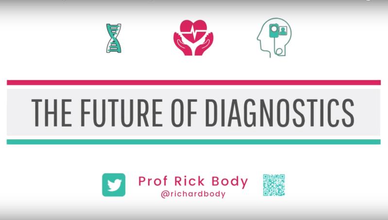 The future of diagnostics
