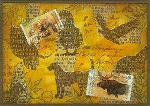 2014-07-170 mail art heimische tiere2