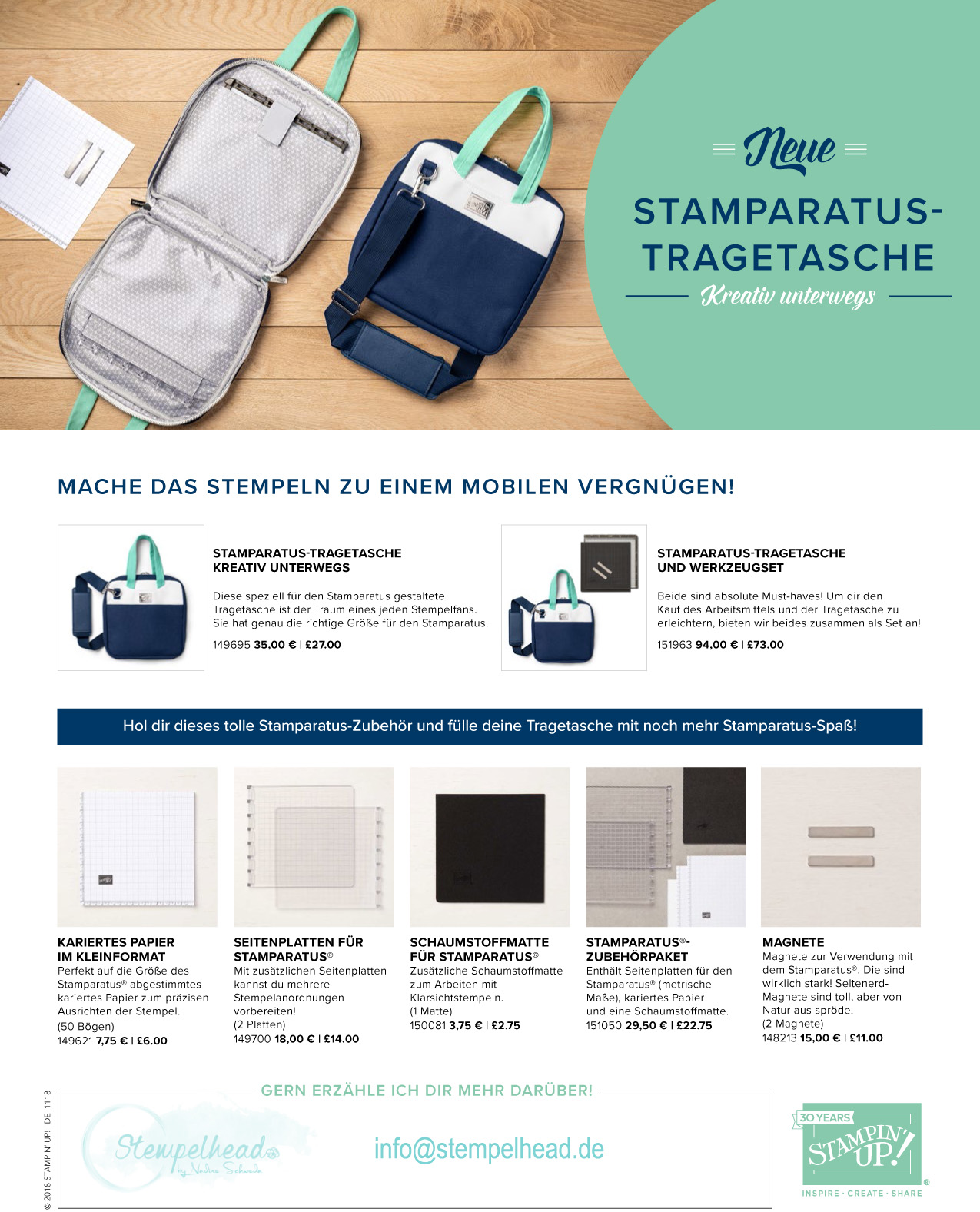 1118_FLYER_STAMPARATUS_BAG_DE Flyer Stamparatus Tragetasche.jpg