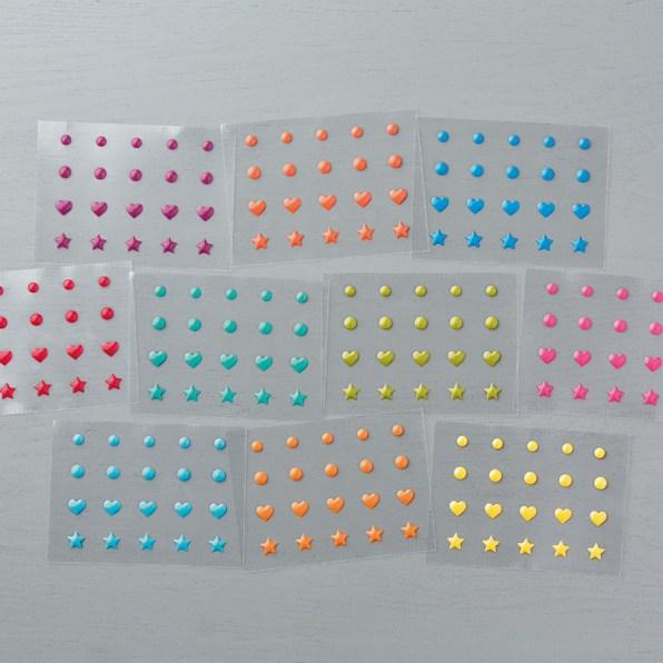 Stampin Up Lackakzente Brights Signalfarben 141680G
