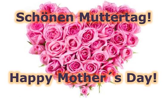 Schönen Muttertag!