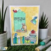 Für Leseratten - Mama Elephant