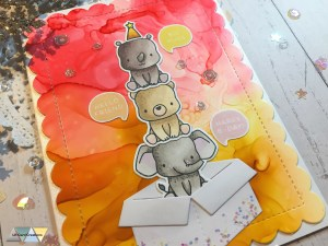 mama elephant - stackable cuties - copic - distress ink - card making - stempelwunderwelt - lbcardcreations 9